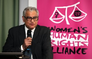 Anand Grover, the UN Rapporteur on the Right to Health © Paula Geraghty
