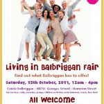 Living in Balbriggan Fair – a great success.