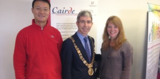 Cairde at the Northside Services Expo