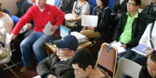 Information session for Chinese community
