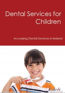 DEntal leaflet cover pic