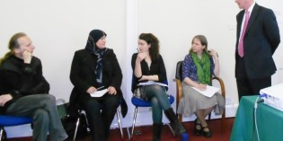 Social Welfare Services discussed at the Ethnic Minority Health Forum