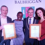 Cairde receives Balbriggan Town Council Award