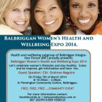 Balbriggan Women's Health and Wellbeing Expo 2014