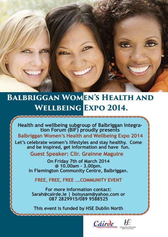 Womens Expo p 1
