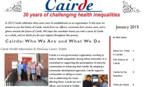 Cairde celebrates thirty years