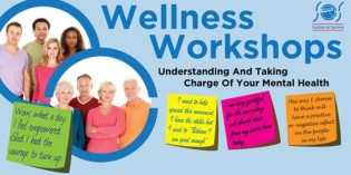 Wellness workshop; May 6th, Balbriggan