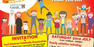 Balbriggan Millfield Family Festival  22-23 of July